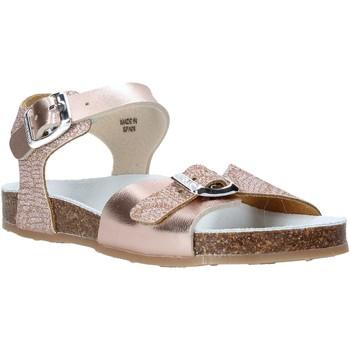 Sapatos Rapariga Sandálias Grunland SB1500 Bege
