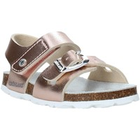 Sapatos Rapariga Sandálias Grunland SB0389 Rosa
