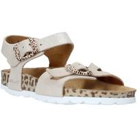 Sapatos Criança Sandálias Grunland SB1519 Bege