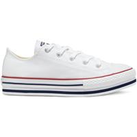Sapatos Criança Sapatilhas Converse 668028C Branco