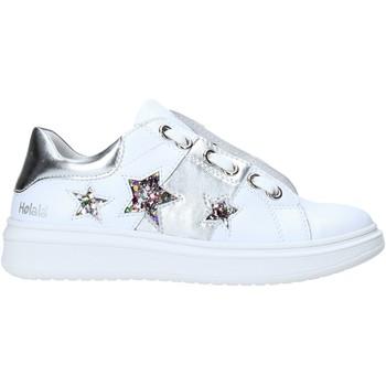 Sapatos Rapariga Sapatilhas Holalà HS0065L Branco