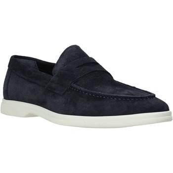 Sapatos Homem Mocassins Marco Ferretti 161408MF Azul