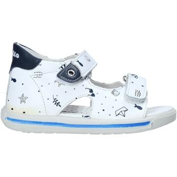 Sapatos Criança Sandálias Falcotto 1500779 02 Branco