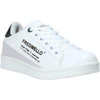 Sapatos Criança Sapatilhas Fred Mello S20-SFK313 Branco