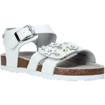 Sapatos Rapariga Sandálias Miss Sixty S20-SMS795 Branco