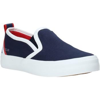 Sapatos Criança Slip on U.s. Golf S20-SUK601 Azul