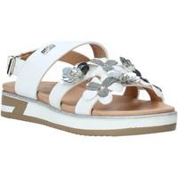 Sapatos Rapariga Sandálias Miss Sixty S20-SMS780 Branco
