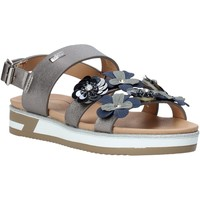 Sapatos Rapariga Sandálias Miss Sixty S20-SMS780 Cinzento