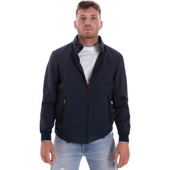 Textil Homem Jaquetas Les Copains 9UB082 Azul