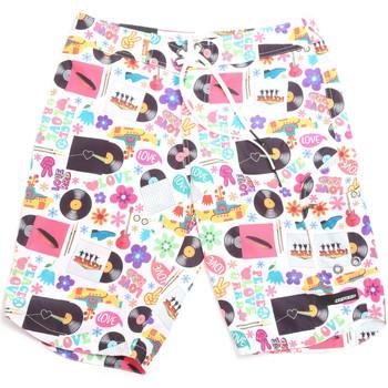 Textil Homem Fatos e shorts de banho Rrd - Roberto Ricci Designs 18322 Branco