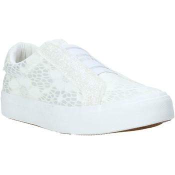 Sapatos Criança Slip on Miss Sixty S20-SMS710 Branco