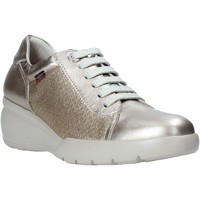 Sapatos Mulher Sapatilhas CallagHan 19201 Ouro