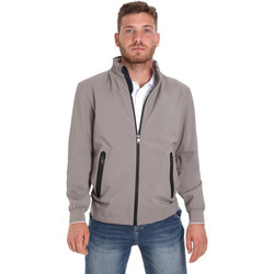 Textil Homem Jaquetas Les Copains 9UB082 Cinzento