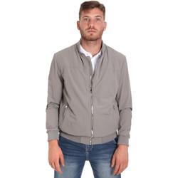 Textil Homem Jaquetas Les Copains 9UB081 Cinzento