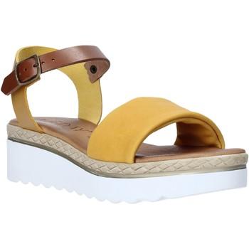 Sapatos Mulher Sandálias Jeiday 1278-9696 Amarelo