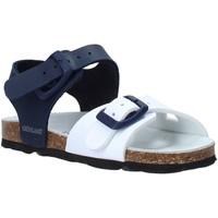 Sapatos Criança Sandálias Grunland SB0027 Azul