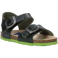 Sapatos Criança Sandálias Grunland SB1534 Verde
