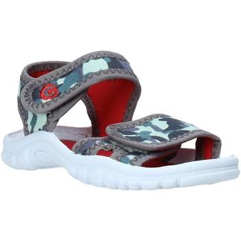 Sapatos Criança Sandálias Grunland PS0061 Verde