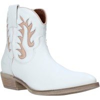 Sapatos Mulher Botins Mally 6629S Branco