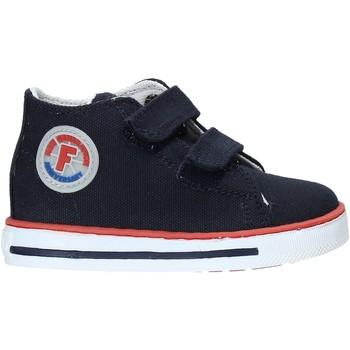 Sapatos Criança Sapatilhas de cano-alto Falcotto 2014604 04 Azul