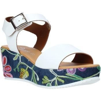 Sapatos Mulher Sandálias Grace Shoes 02 Branco