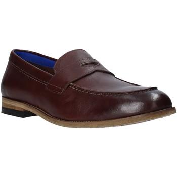 Sapatos Homem Mocassins Marco Ferretti 161391MF Castanho