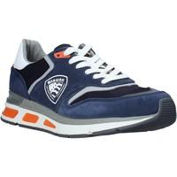 Sapatos Homem Sapatilhas Blauer S0HILO01/CAM Azul