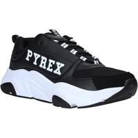 Sapatos Homem Sapatilhas Pyrex PY020206 Preto