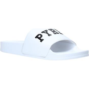 Sapatos Homem chinelos Pyrex PY020167 Branco