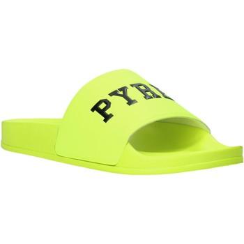 Sapatos Mulher chinelos Pyrex PY020171 Amarelo
