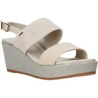 Sapatos Mulher Sandálias Valleverde 32212 Bege
