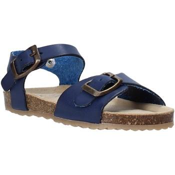 Sapatos Criança Sandálias Grunland SB1551 Azul