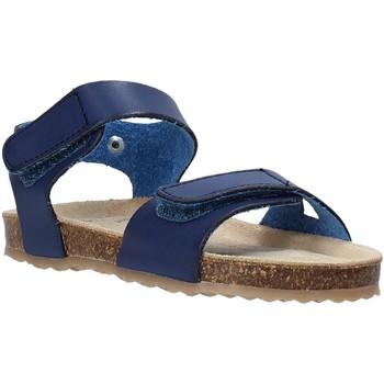 Sapatos Criança Sandálias Grunland SB1550 Azul