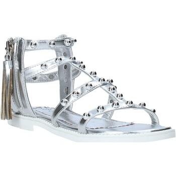 Sapatos Rapariga Sandálias Joli JT0080S Prata