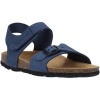 Sapatos Criança Sandálias Grunland SB0236 Azul
