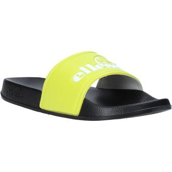 Sapatos Mulher chinelos Ellesse OS EL01M70401 Amarelo