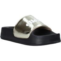 Sapatos Mulher chinelos Ellesse OS EL01W70419 Ouro