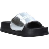 Sapatos Mulher chinelos Ellesse OS EL01W70419 Prata