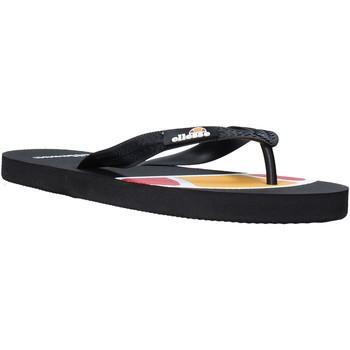 Sapatos Mulher Chinelos Ellesse OS EL01W70410 Preto