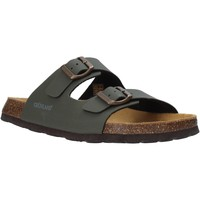 Sapatos Homem Chinelos Grunland CB3012 Verde