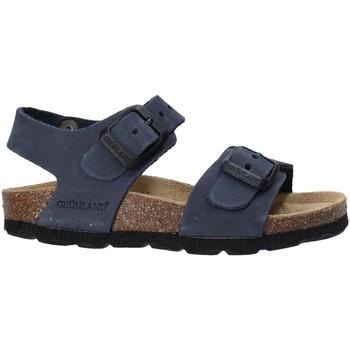 Sapatos Criança Sandálias Grunland SB0205 Azul