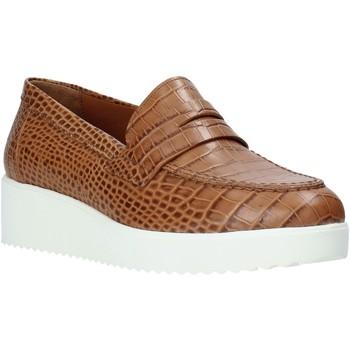Sapatos Mulher Mocassins Maritan G 161407MG Castanho