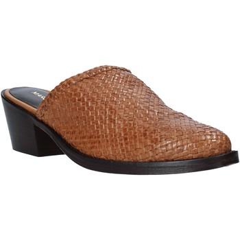 Sapatos Mulher Alpargatas Marco Ferretti 161401MF Castanho