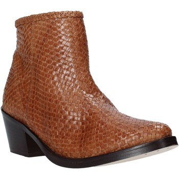 Sapatos Mulher Botins Marco Ferretti 172883MF Castanho