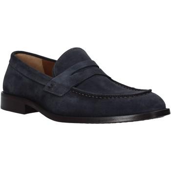 Sapatos Homem Mocassins Carmine D'urso 161432CD Azul