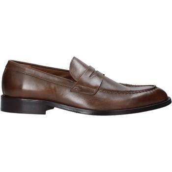 Sapatos Homem Mocassins Marco Ferretti 161432MF Castanho