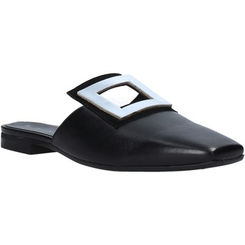 Sapatos Mulher Tamancos Mally 6886 Preto