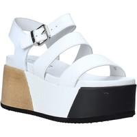 Sapatos Mulher Sandálias Cult CLE104335 Branco