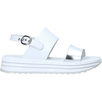 Sapatos Rapariga Sandálias NeroGiardini E031620F Branco
