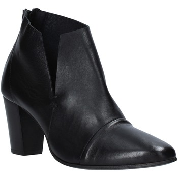 Sapatos Mulher Botins Mally 6877 Preto